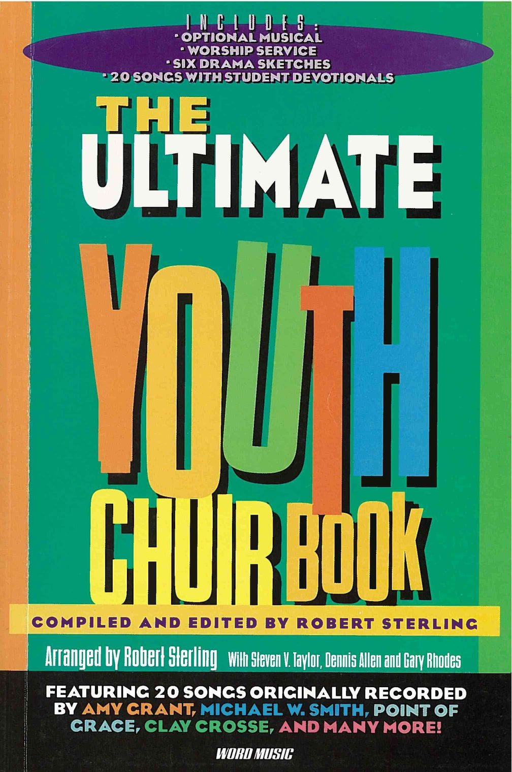 The Ultimate Youth Choir Book V1