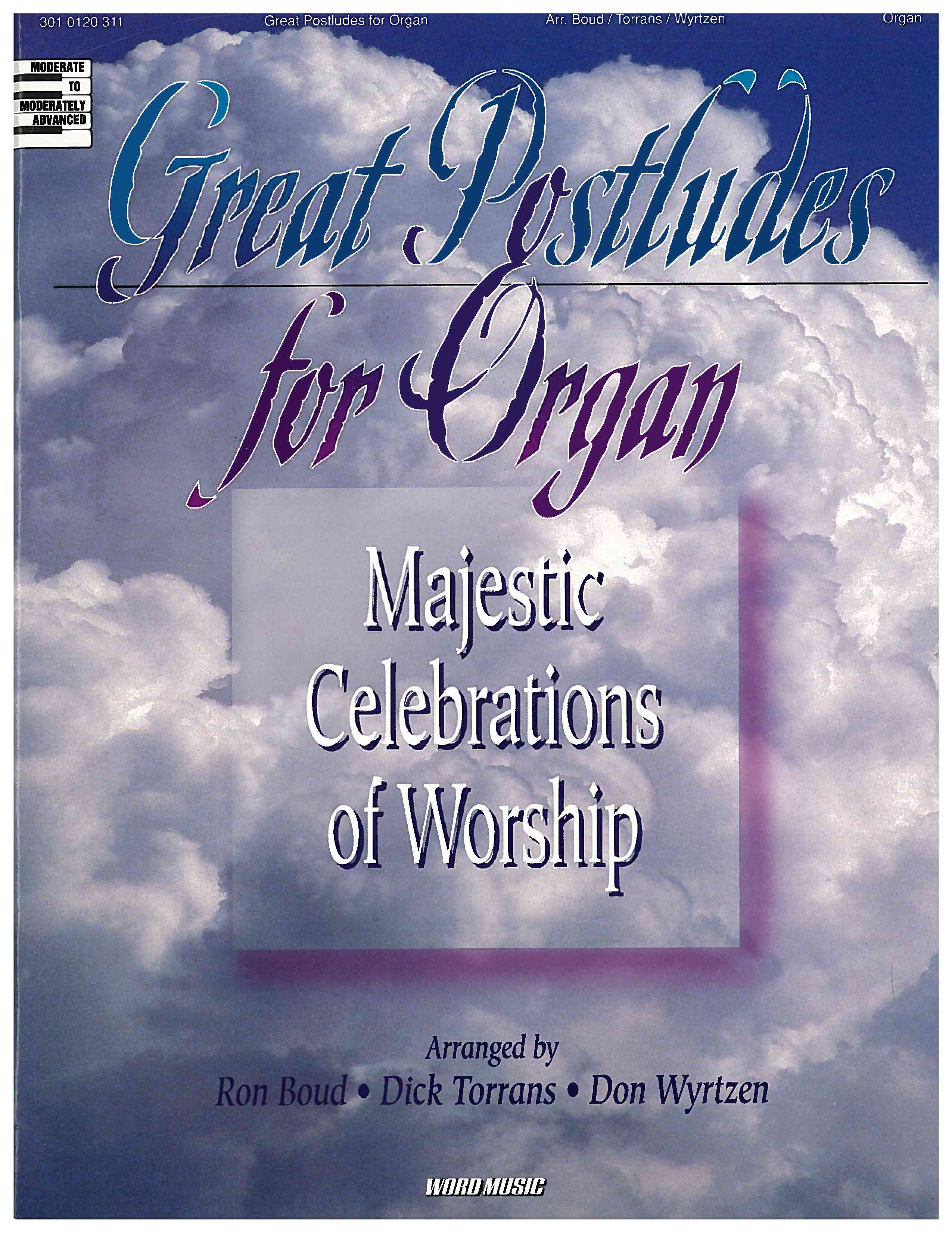 Great Postludes For Organ