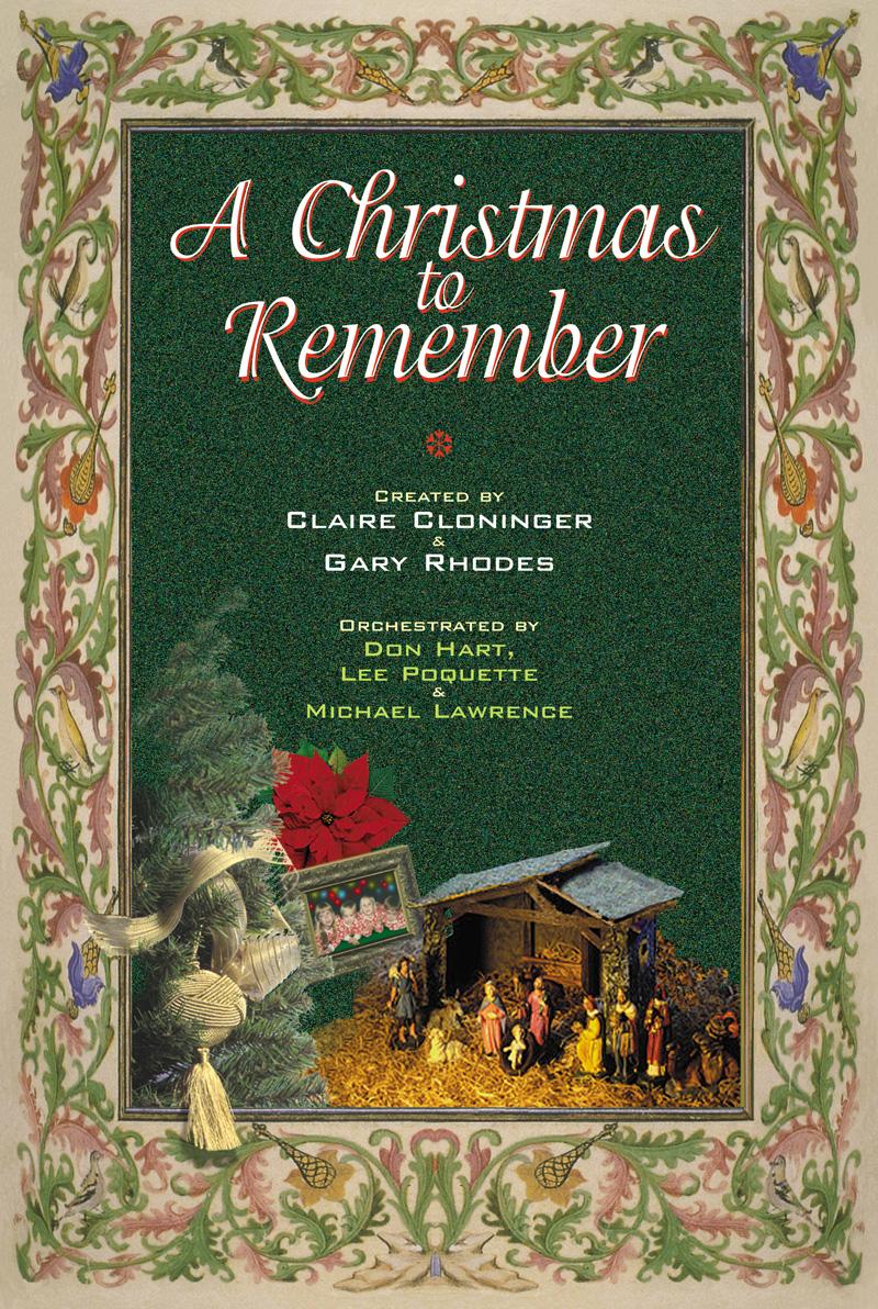 Christmas To Remember.A Christmas To Remember