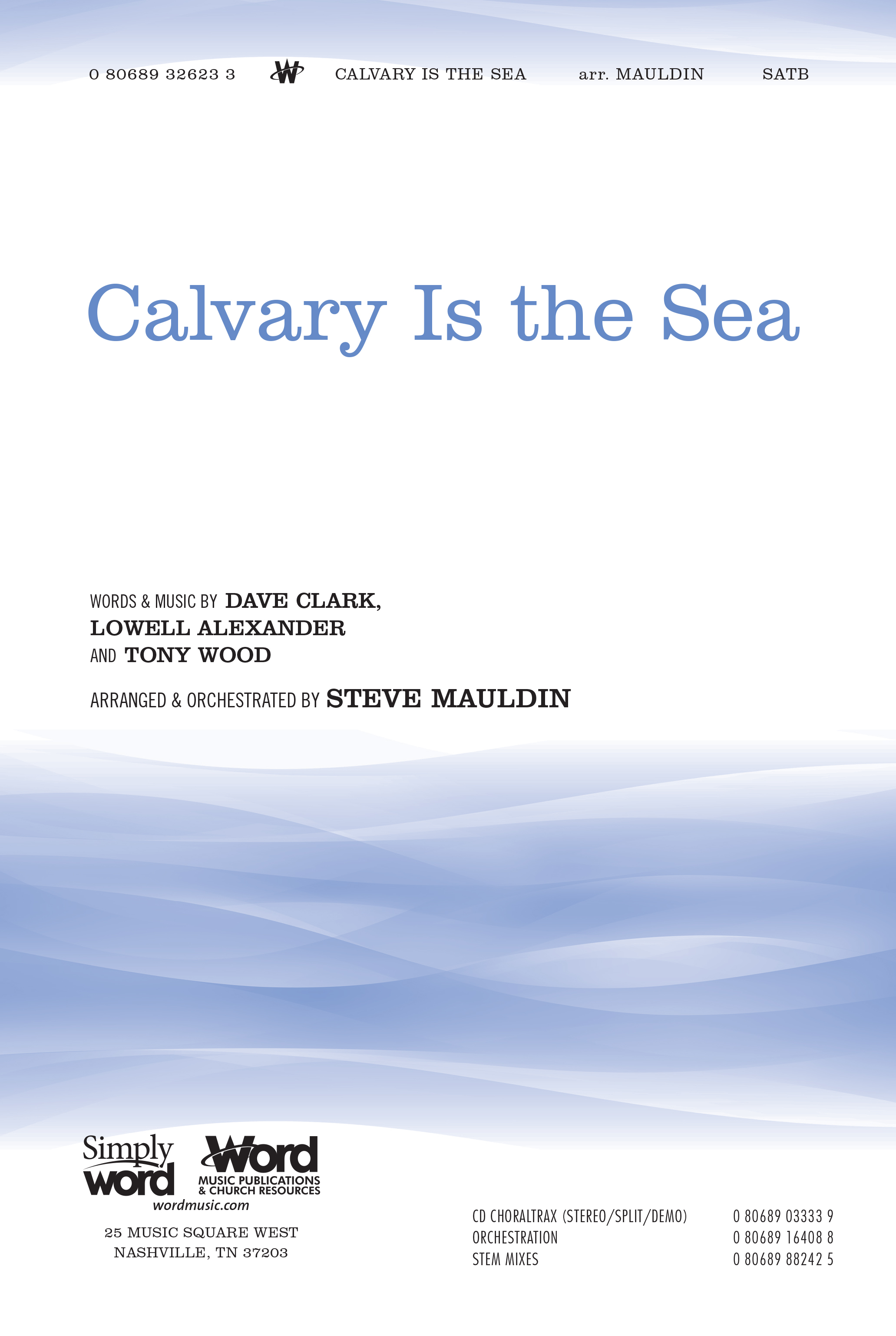 Calvary Is The Sea