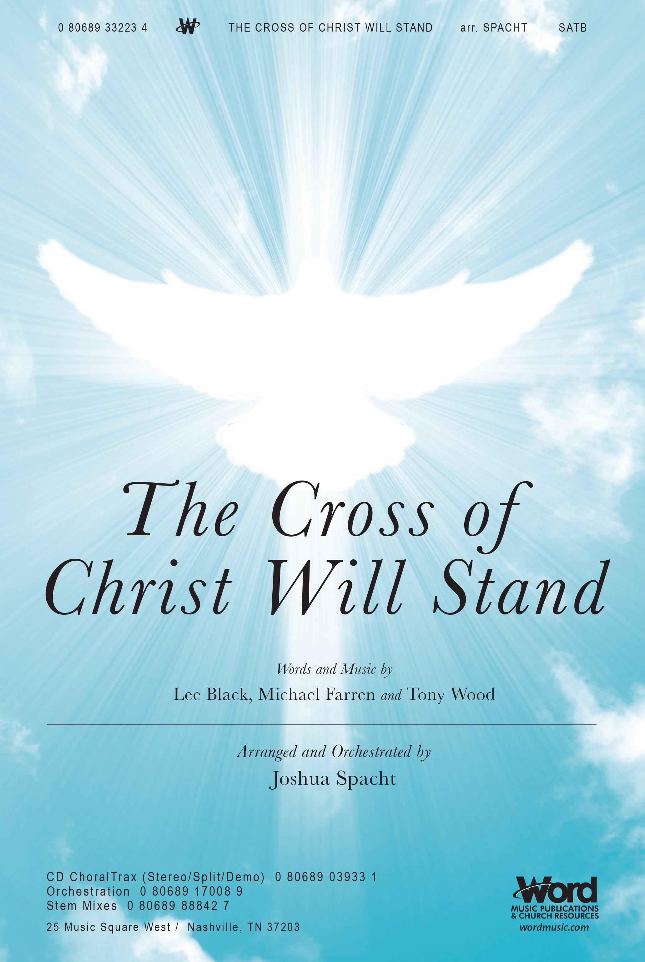 The Cross Of Christ Will Stand