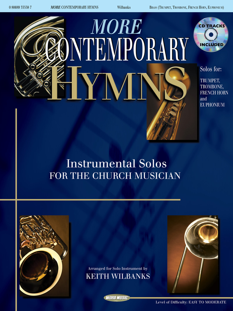 More Contemporary Hymns (Brass Edition)