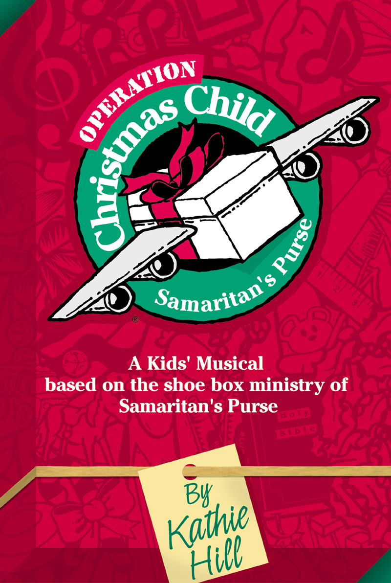 Operation Christmas Child Clip Art.Operation Christmas Child