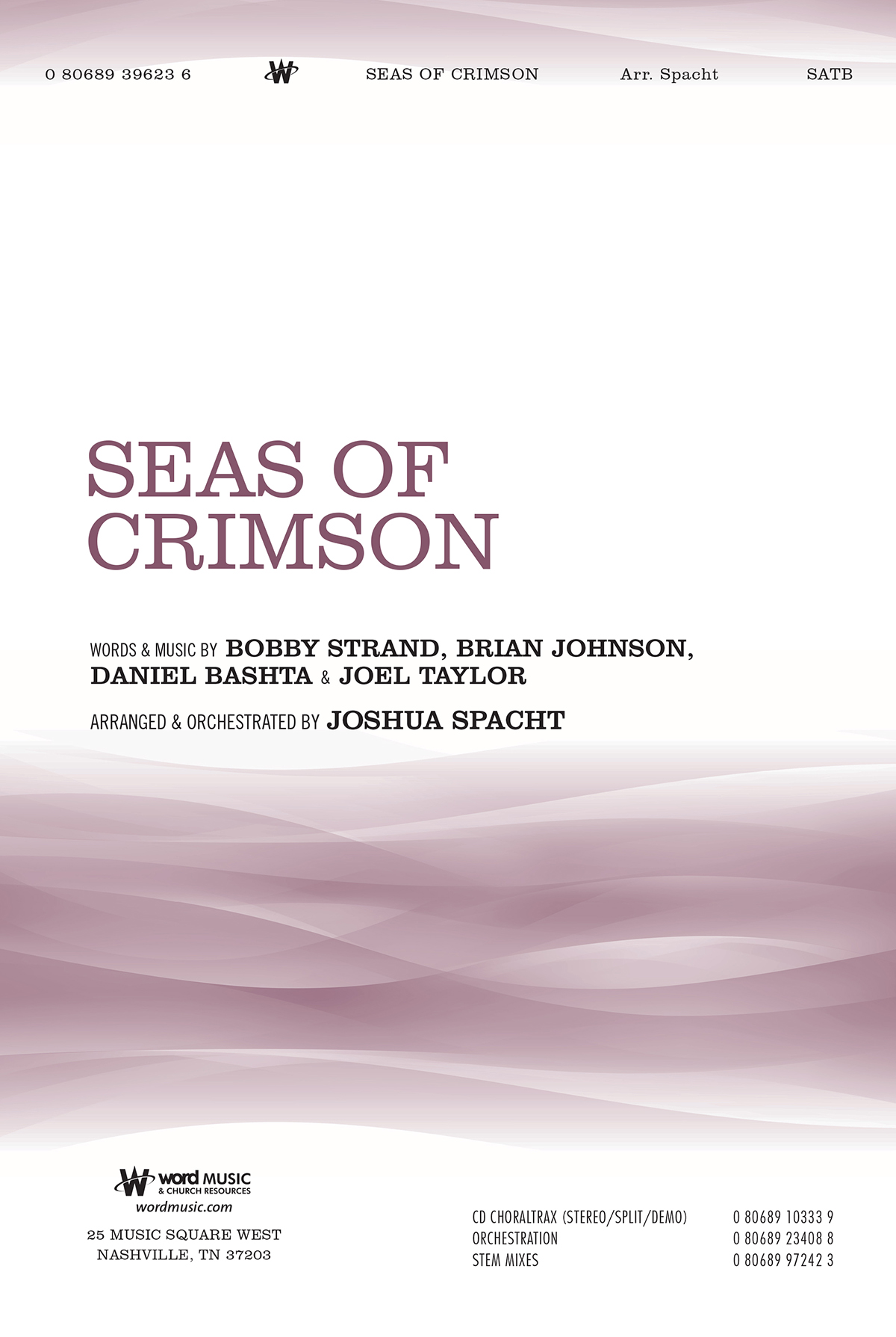 Seas Of Crimson
