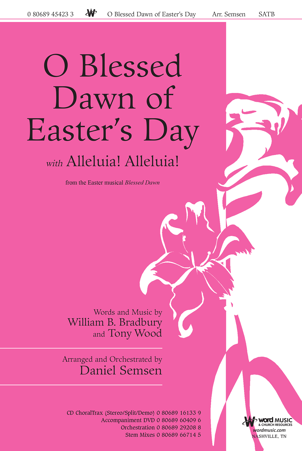 O Blessed Dawn of Easter's Day with Alleluia! Alleluia!