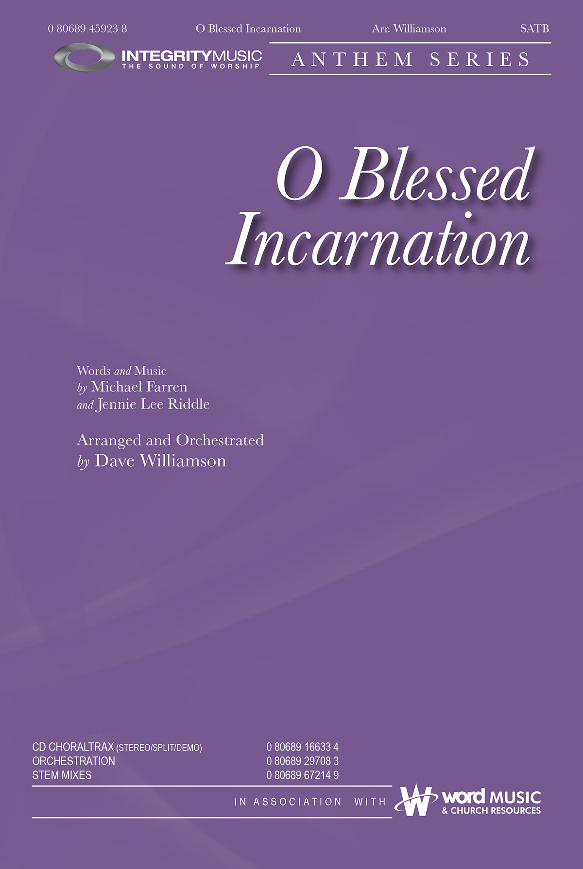 O Blessed Incarnation