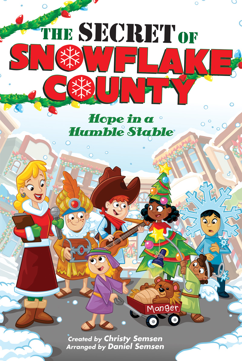The Secret Of Snowflake County
