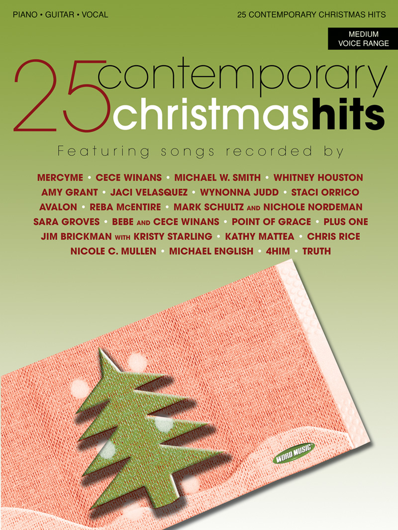 25 Contemporary Christmas Hits