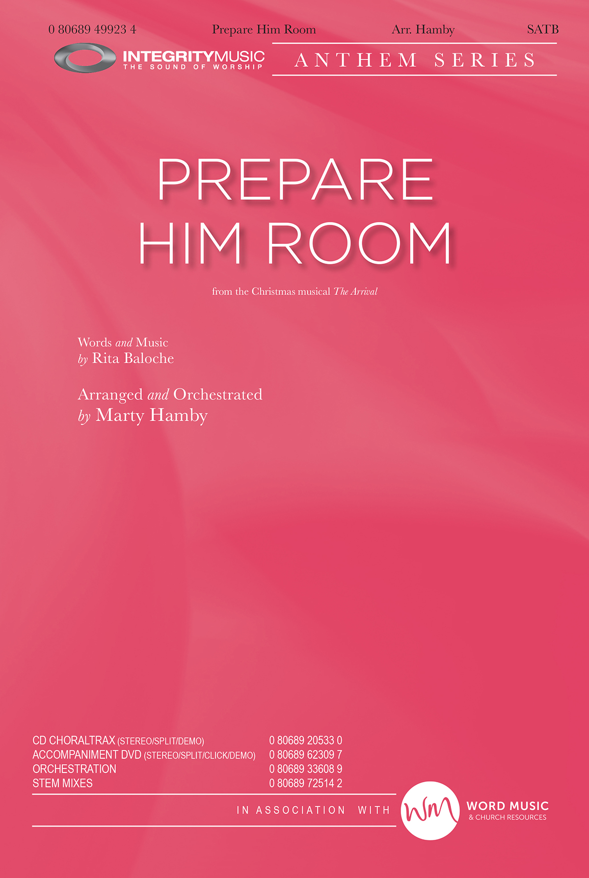 Prepare Him Room