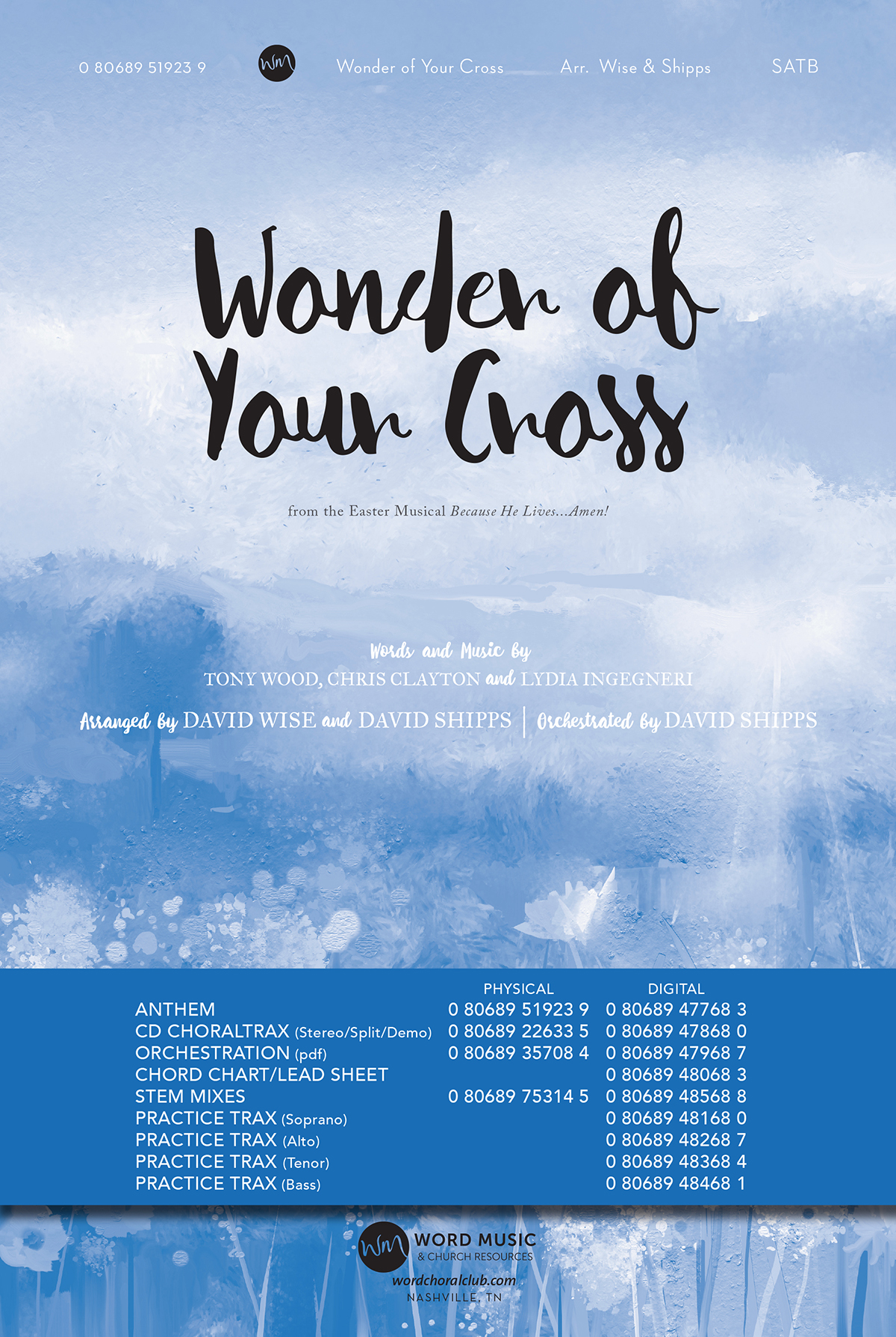 Wonder of Your Cross
