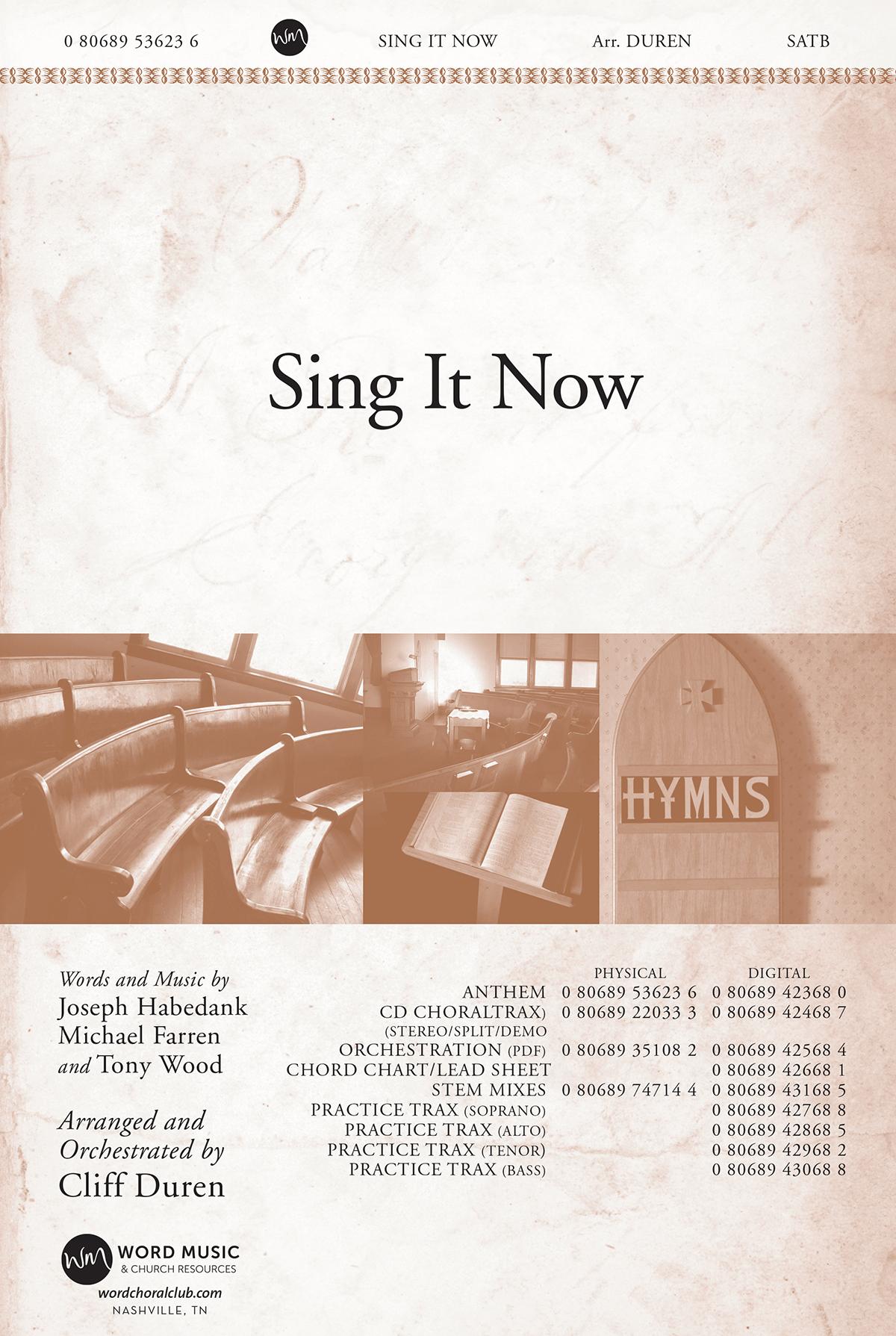 Sing It Now