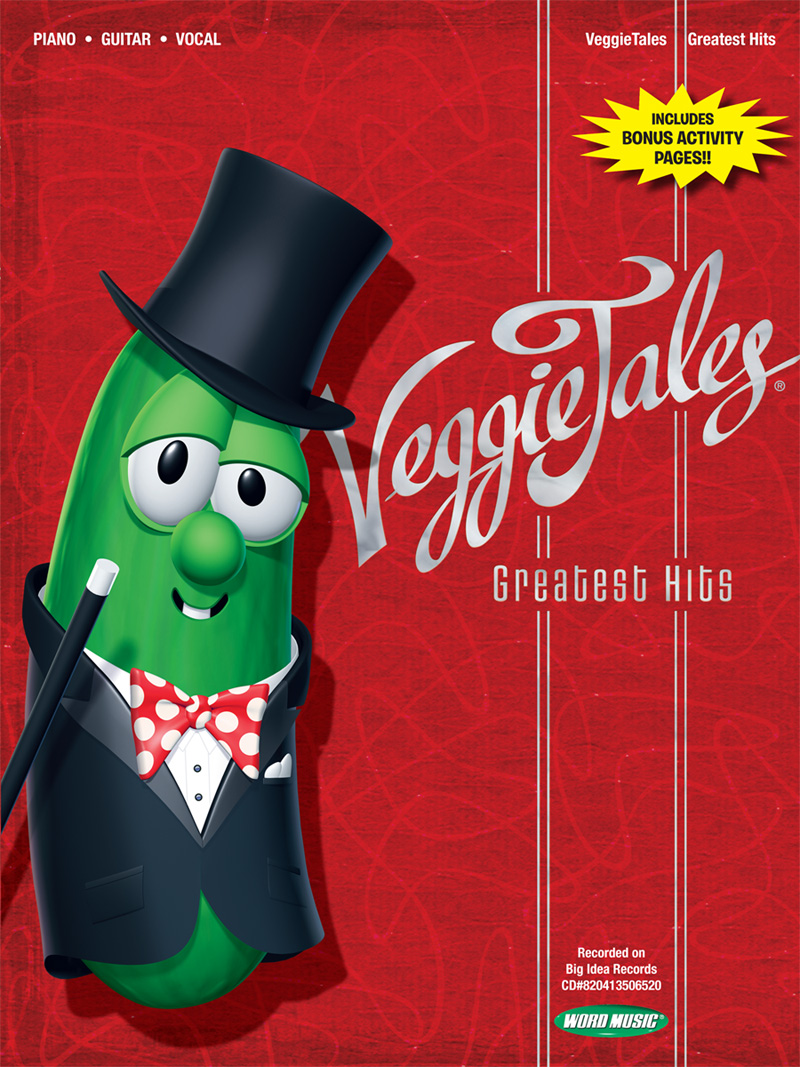 Veggietales Greatest Hits Songbook