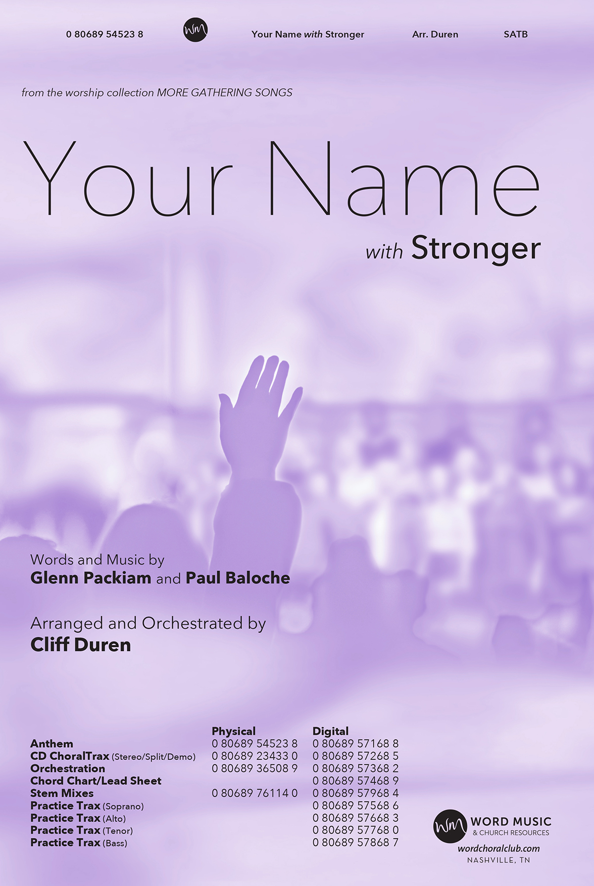 Your Name with Stronger