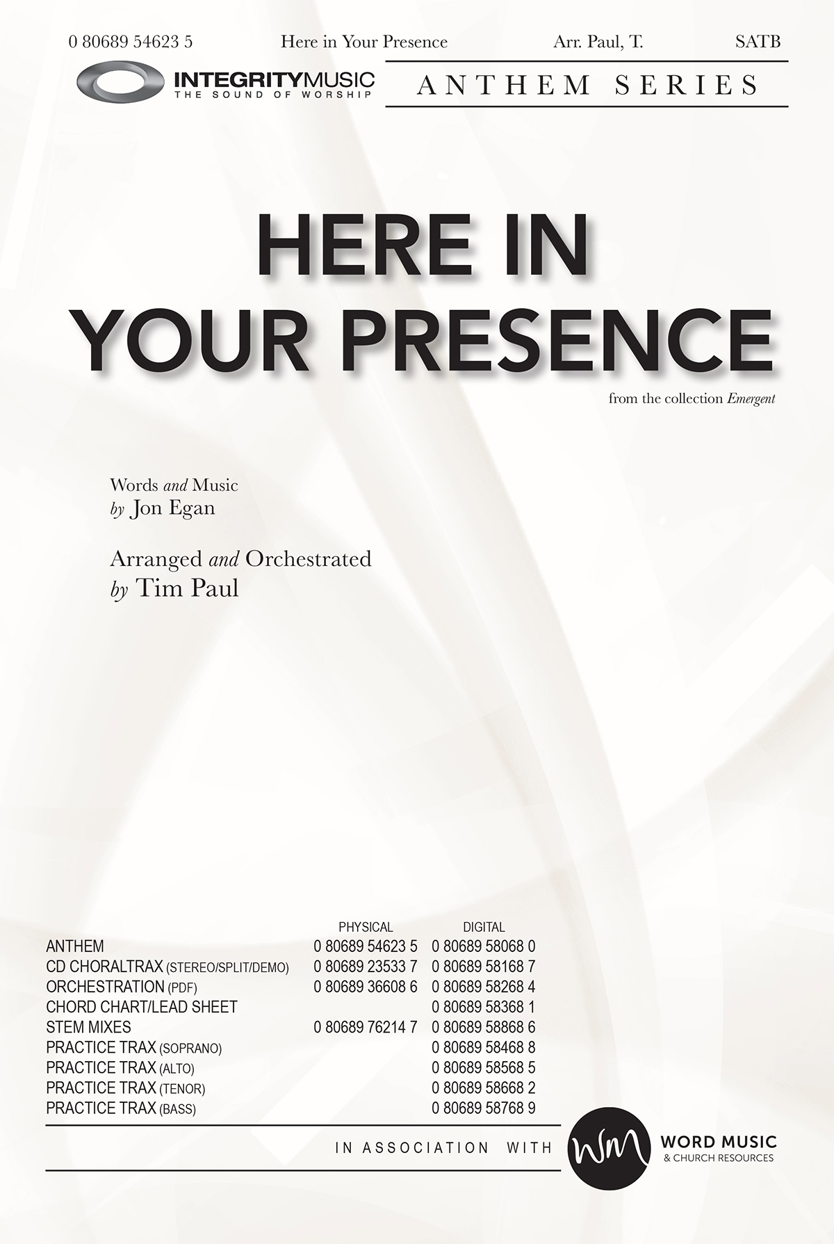 Here in Your Presence