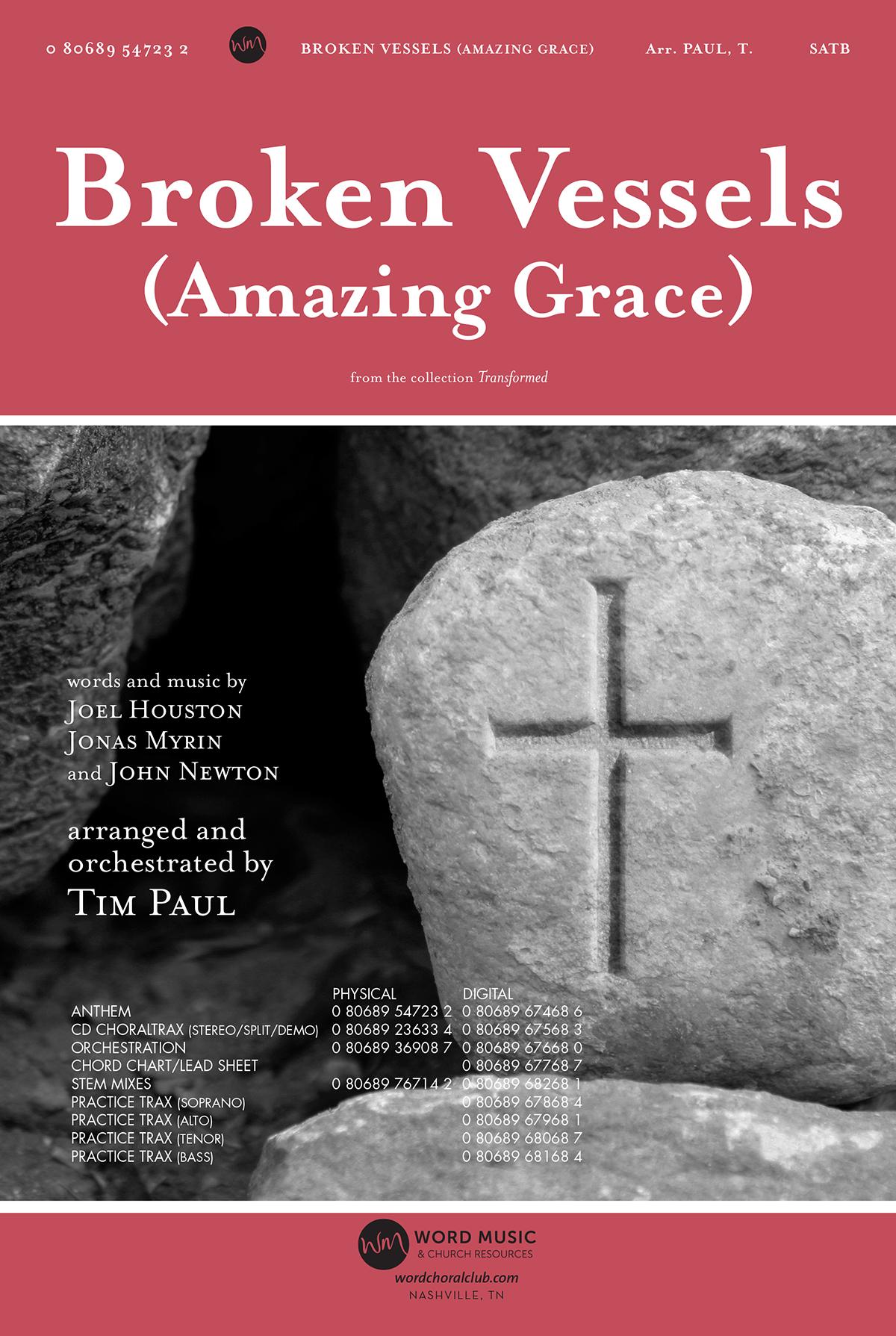 Youtube Easter Songs: Broken Vessels (Amazing Grace