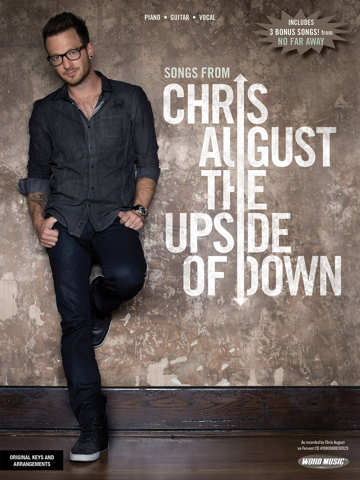 Songs From Chris August - The Upside Of Down