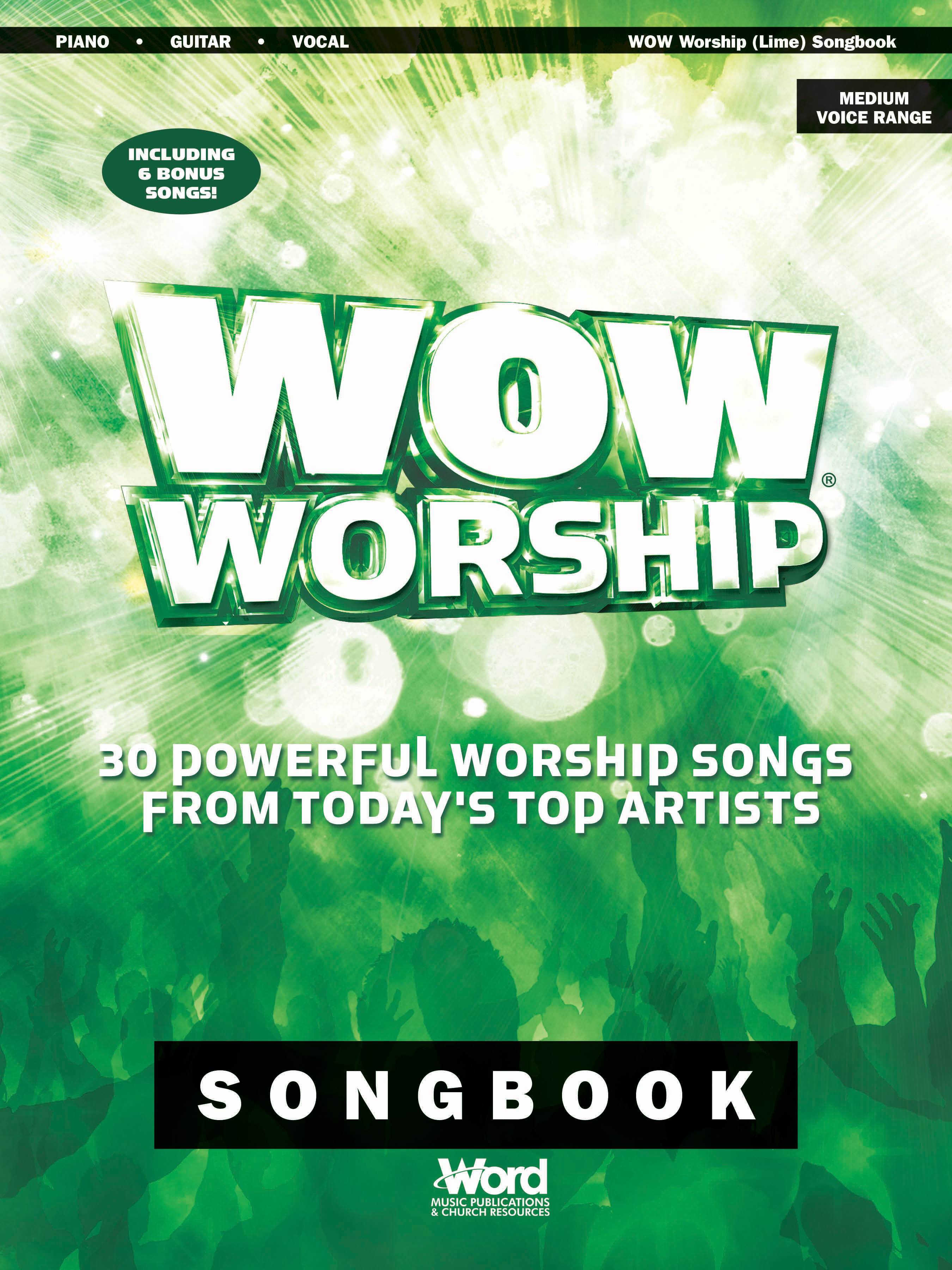 Wow Worship 2014 (Green)