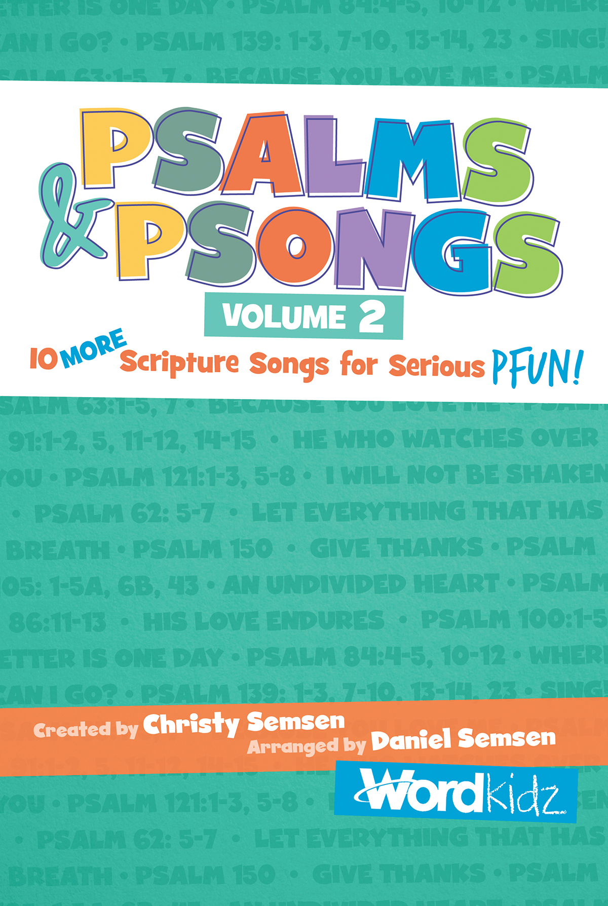 Psalms & Psongs Volume 2