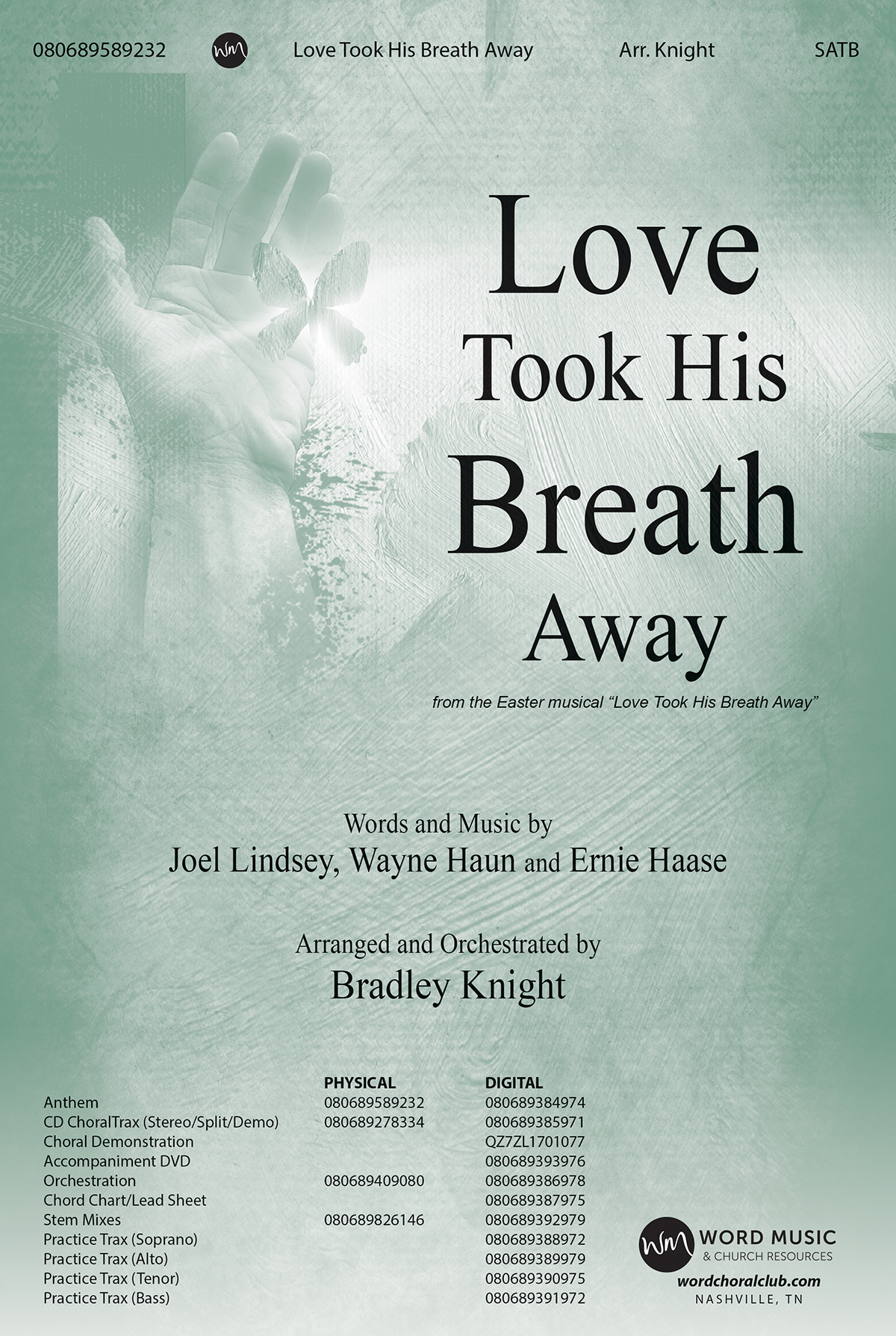 Love Took His Breath Away