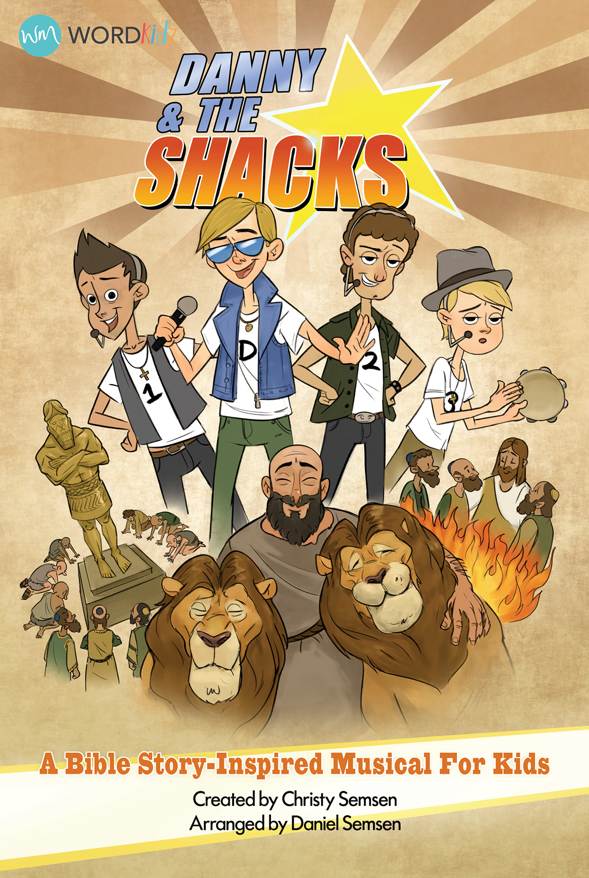 Danny & the Shacks