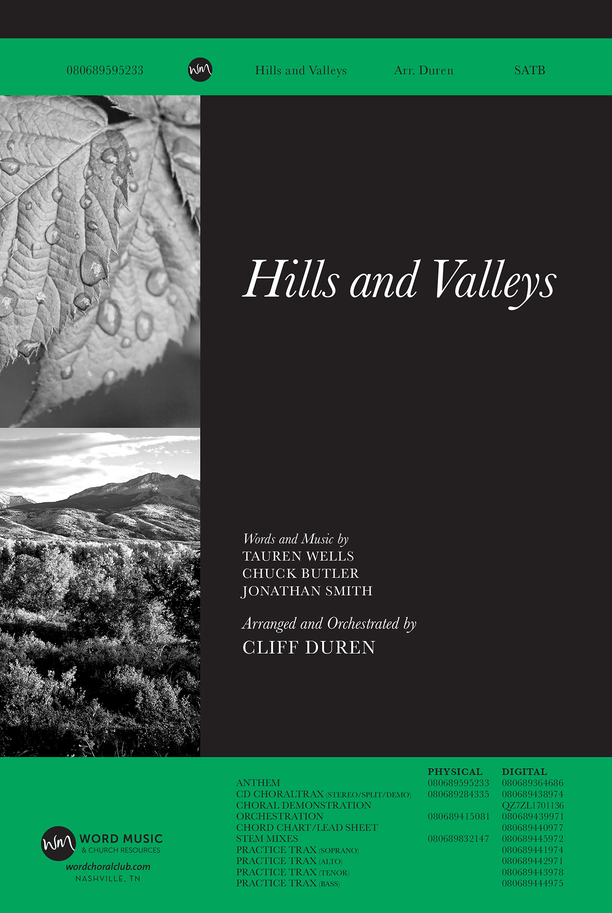 Hills and Valleys