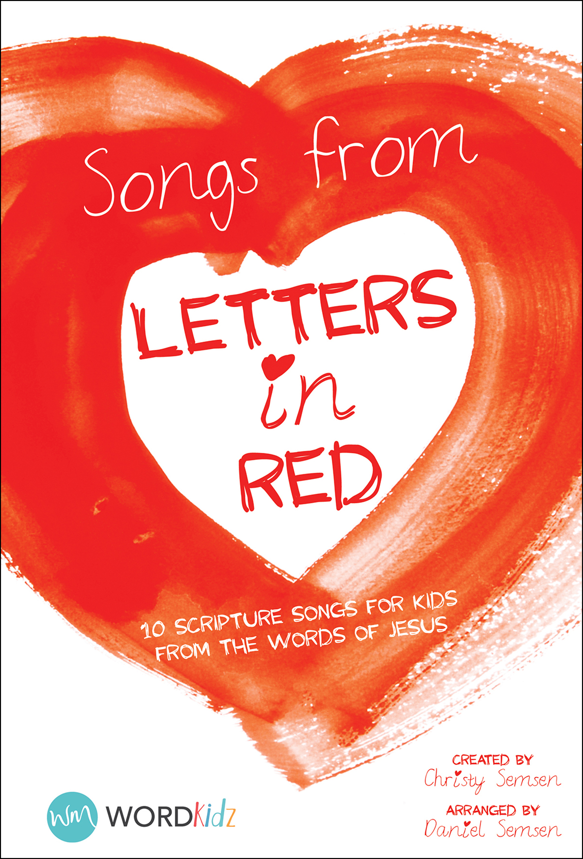 Songs from Letters in Red