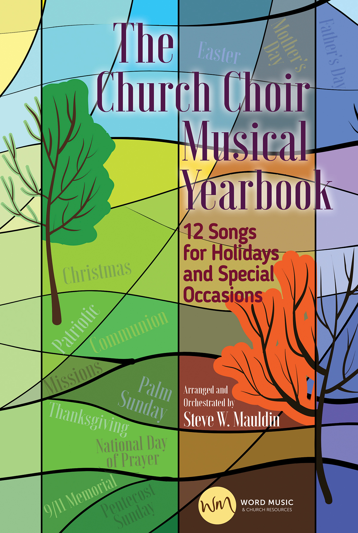 The Church Choir Musical Yearbook