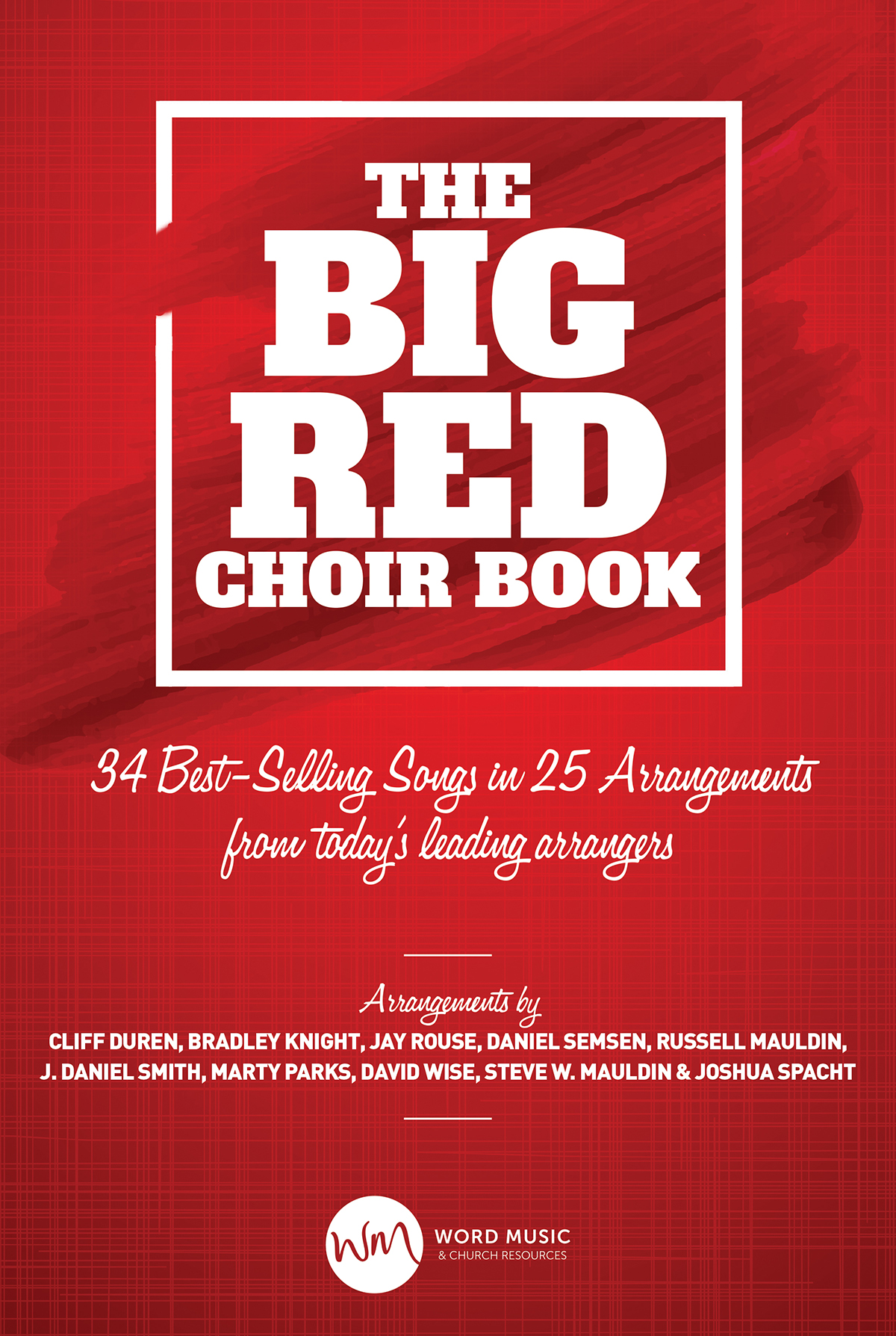 The Big Red Choir Book