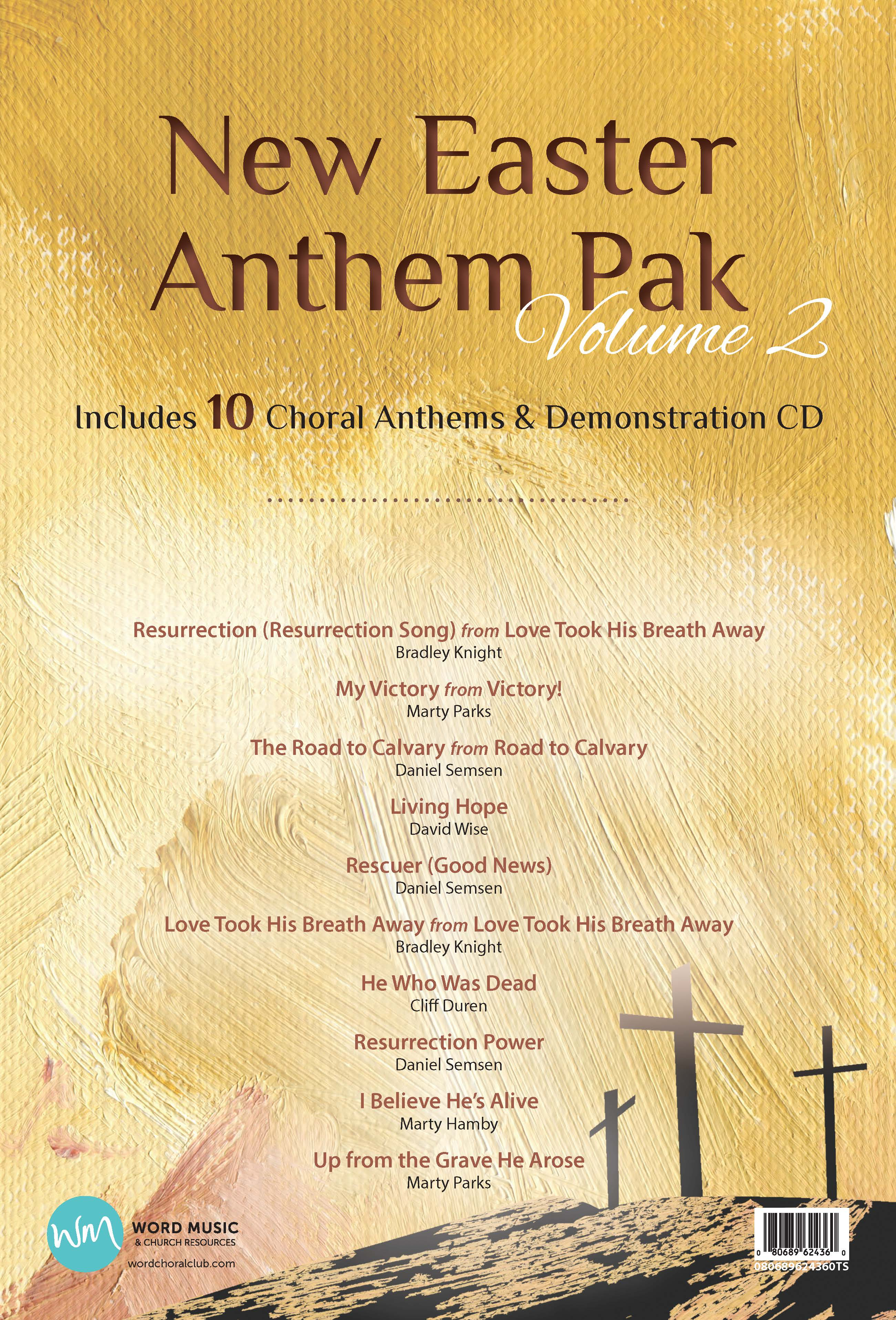 New Easter Anthem Pak Vol 2