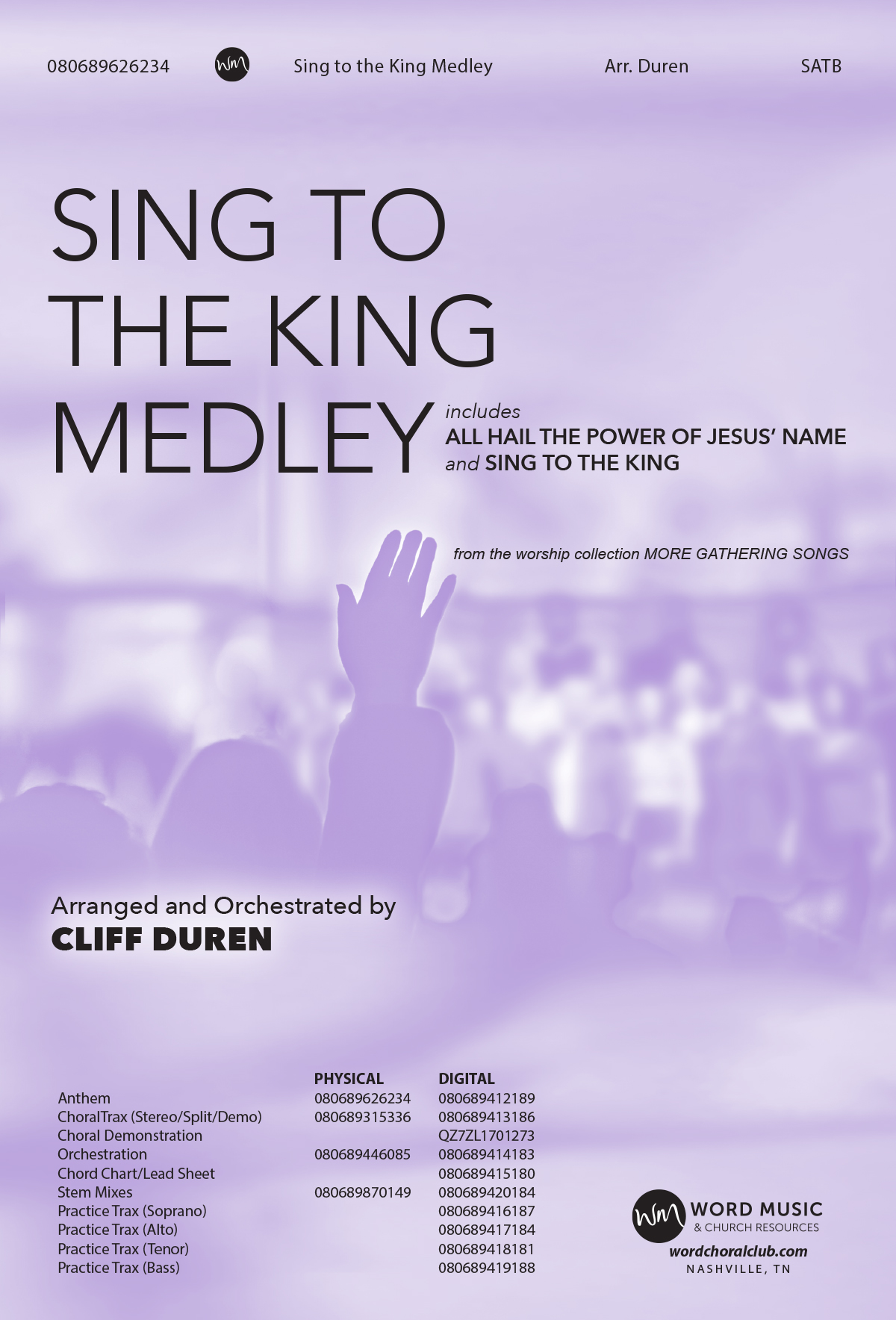Sing to the King Medley