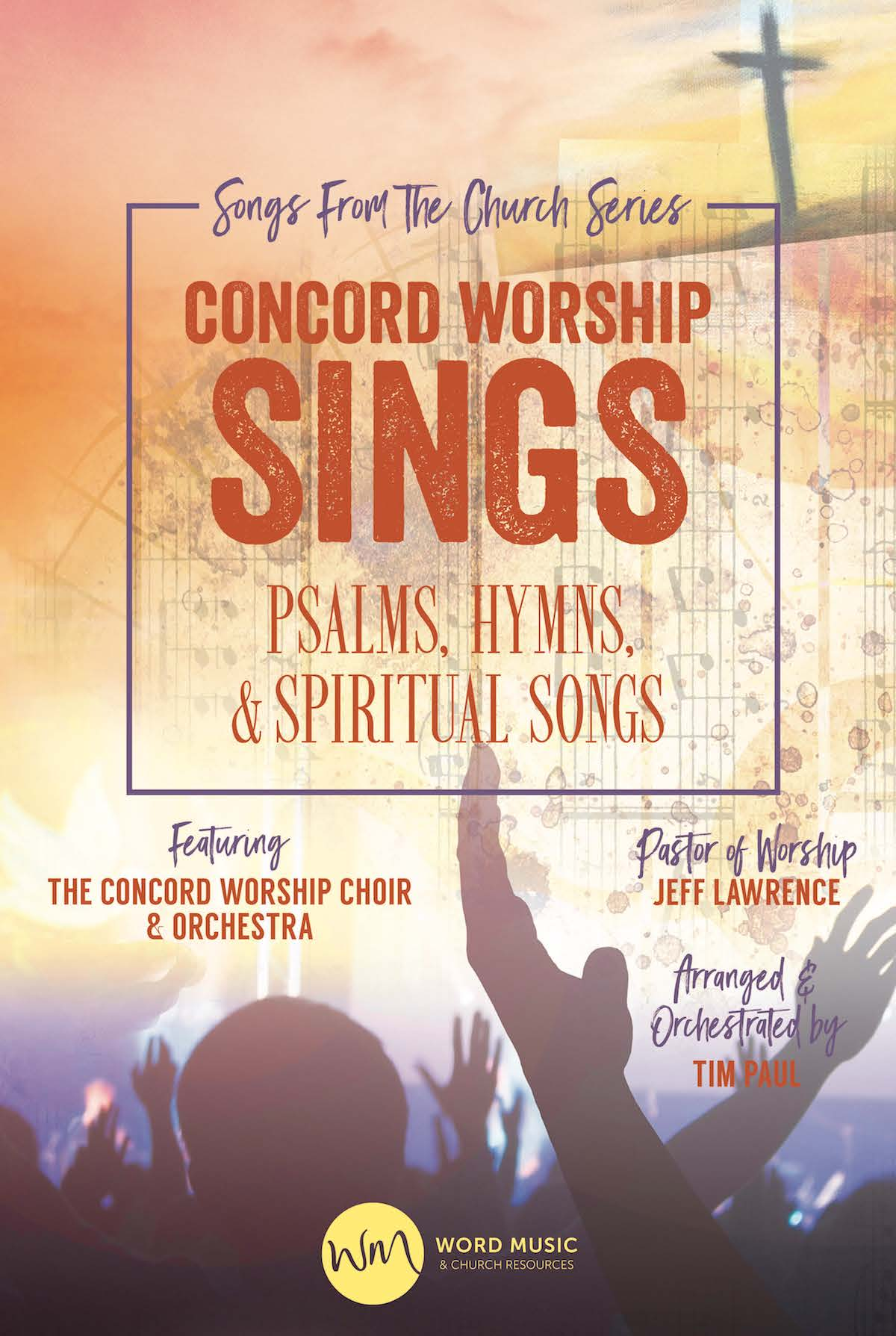 Concord Worship Sings