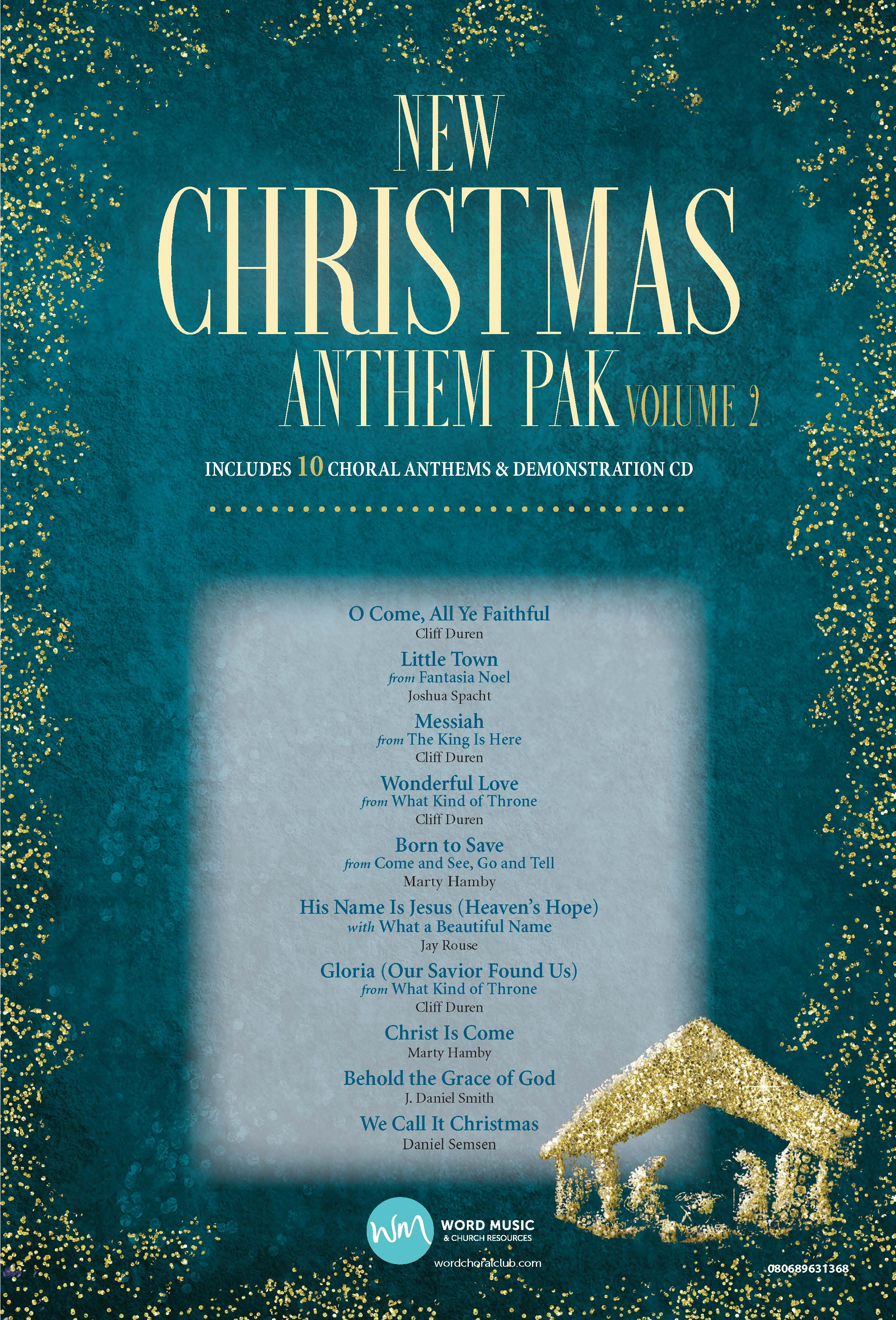 New Christmas Anthem Pak Vol 2