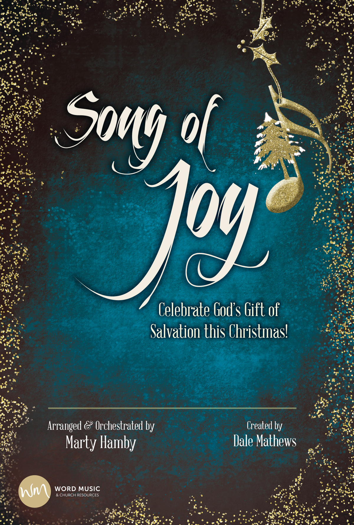 joy song christmas music musical worship choral adult jesus church word songs club sing hits wow praise dale wordchoralclub
