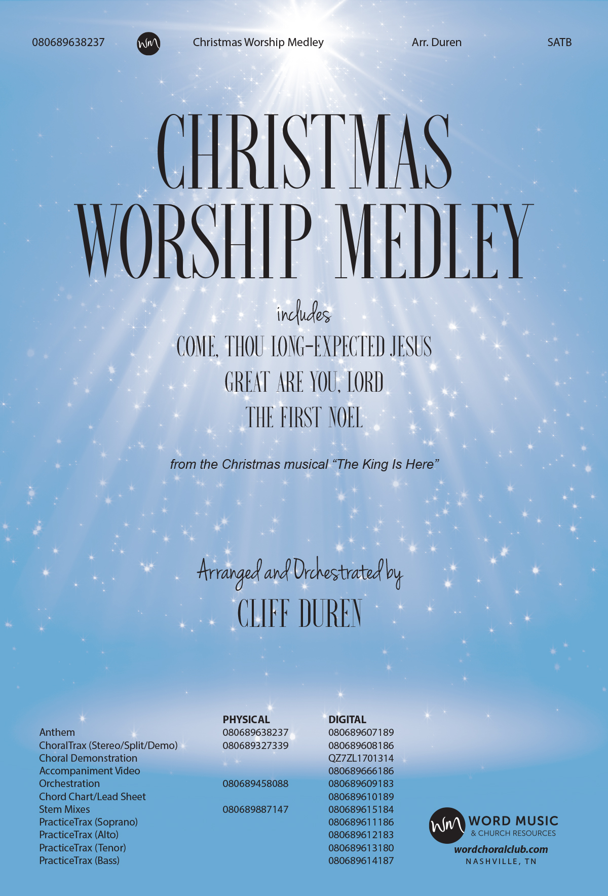 Christmas Worship Medley