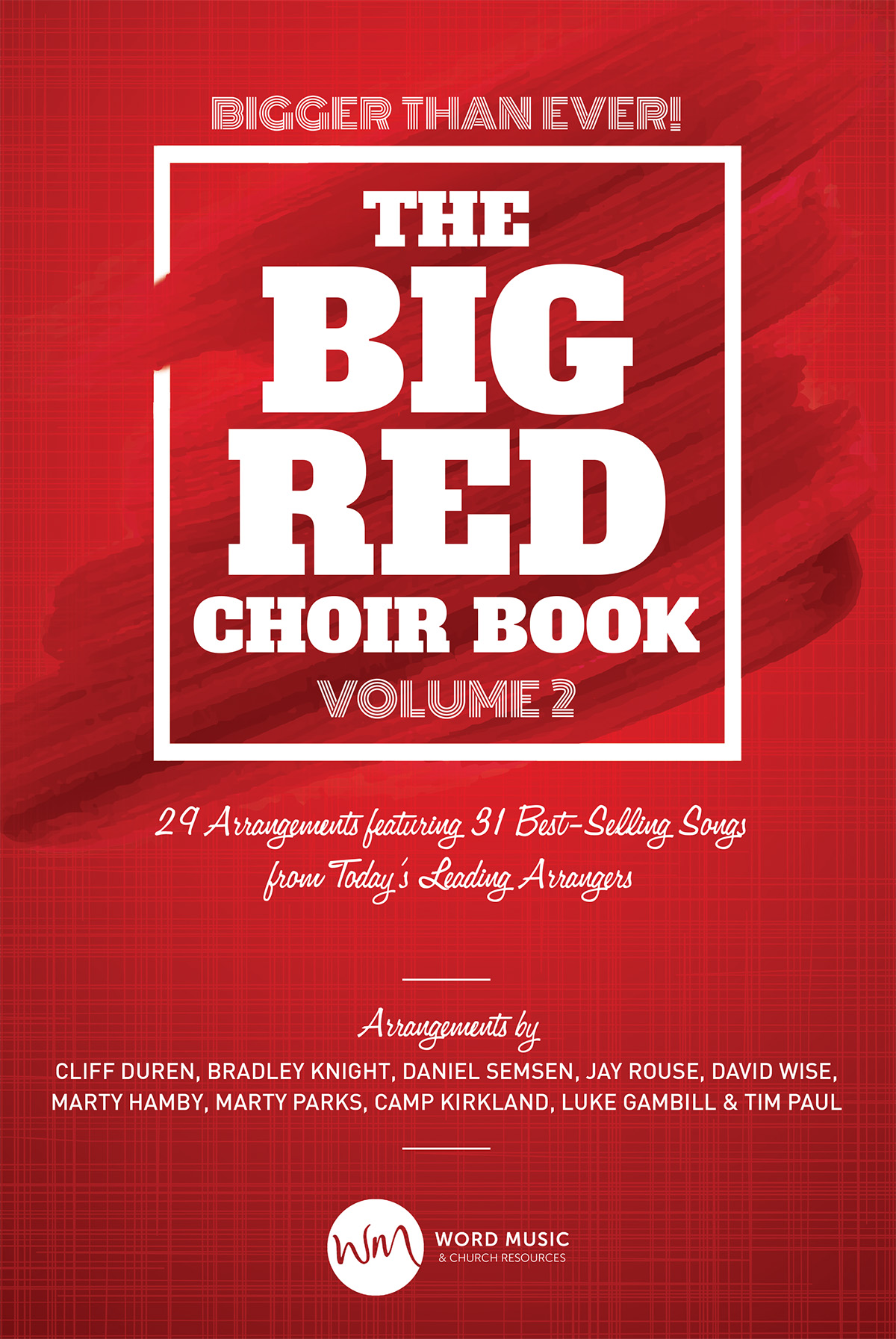 The Big Red Choir Book, Volume 2