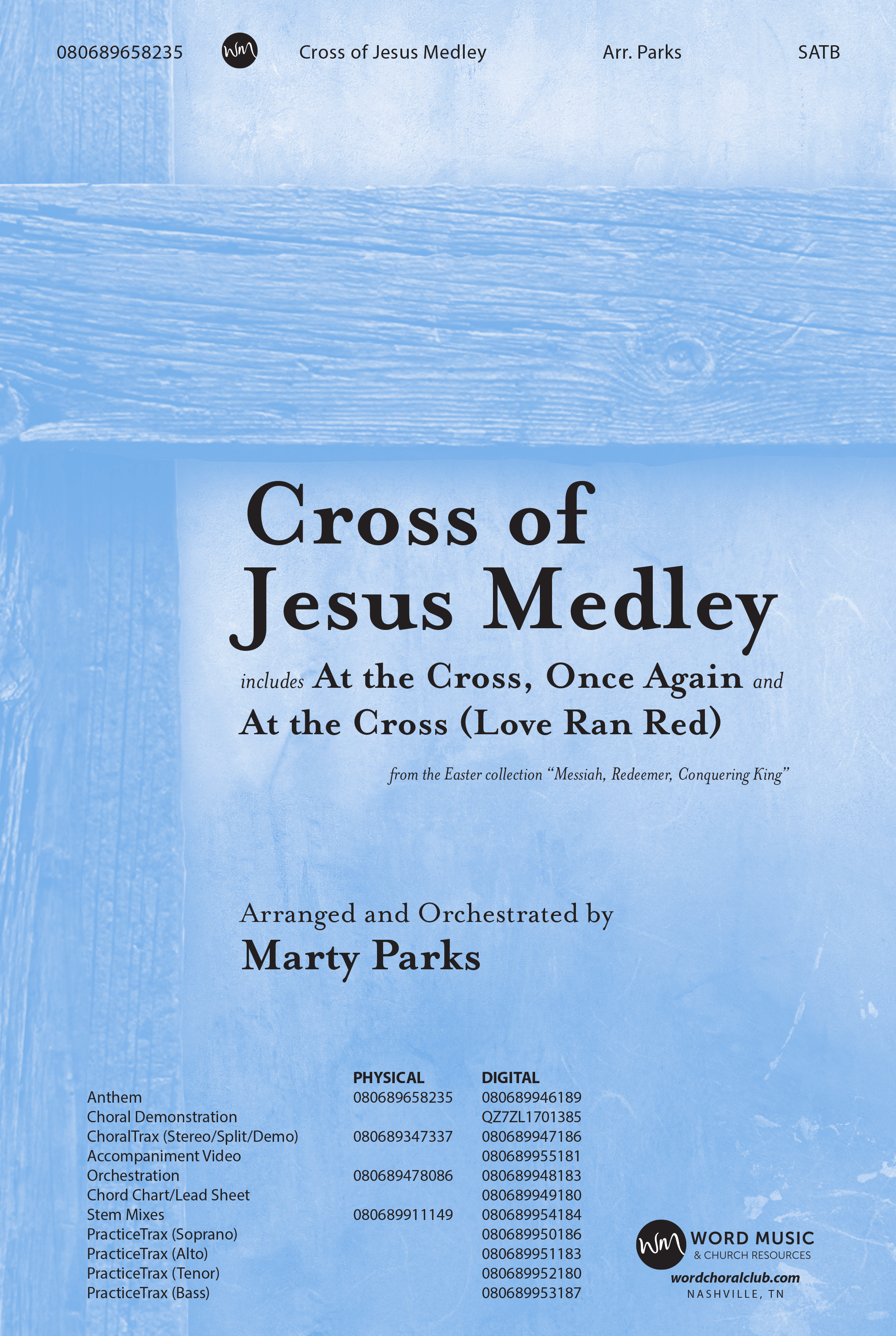Cross of Jesus Medley