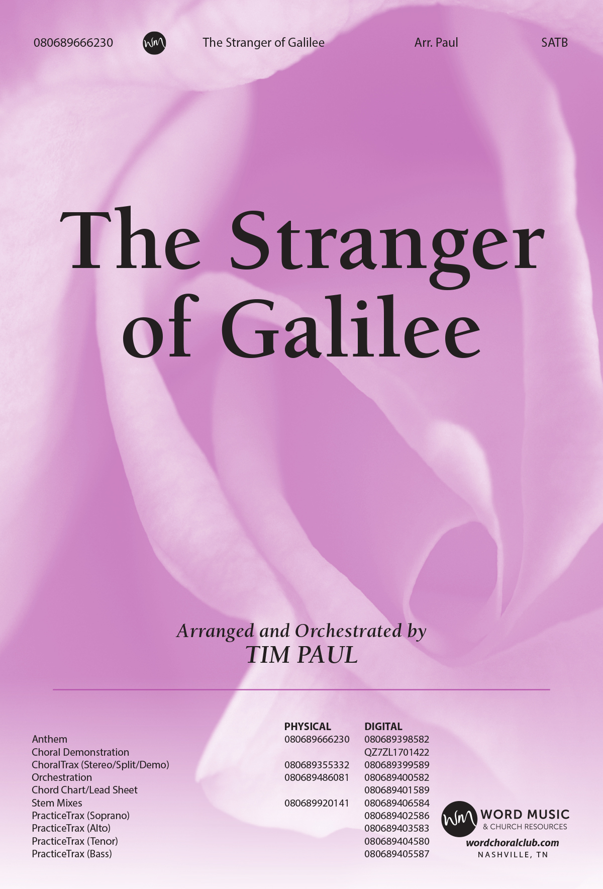 The Stranger of Galilee