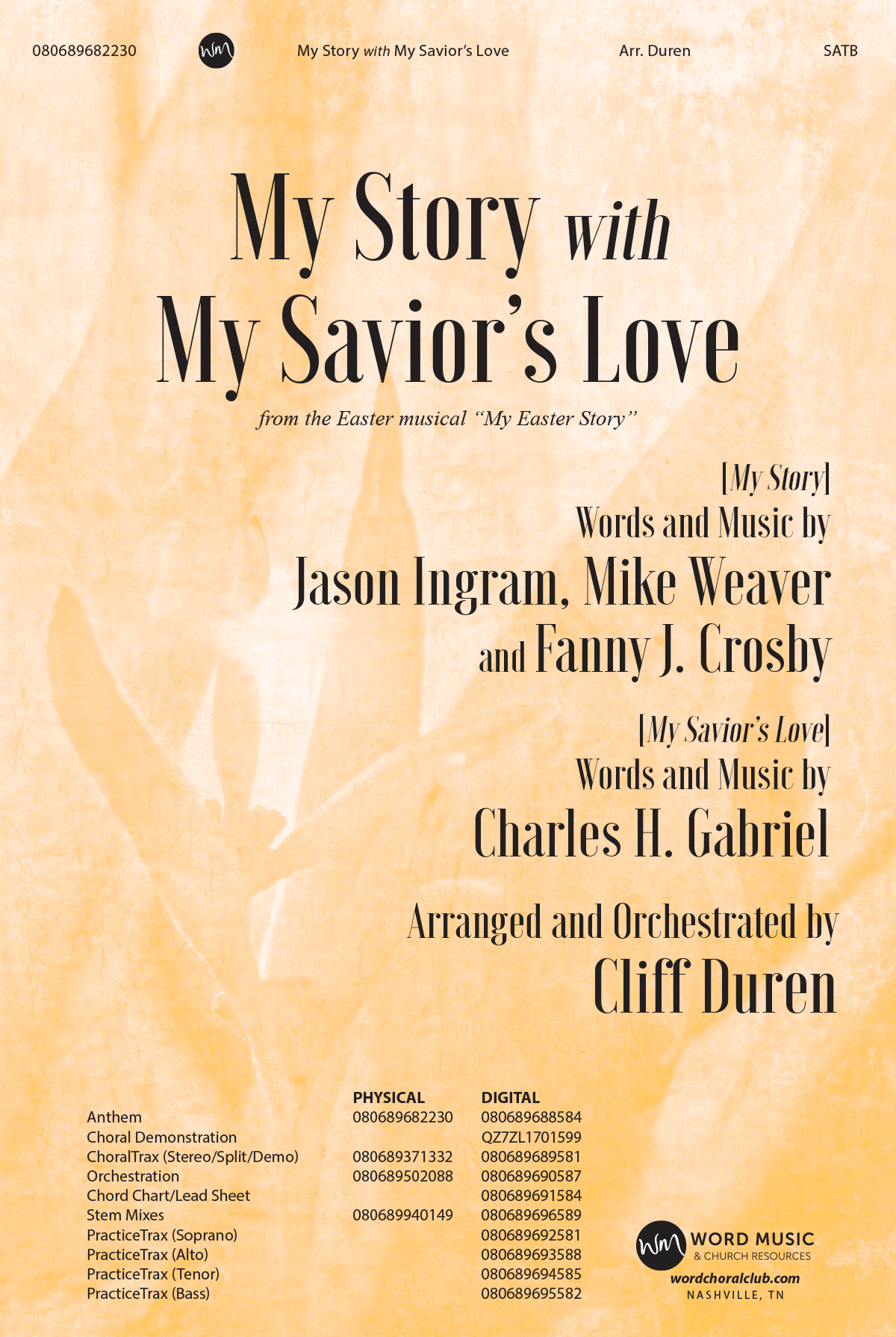 My Story with My Savior's Love