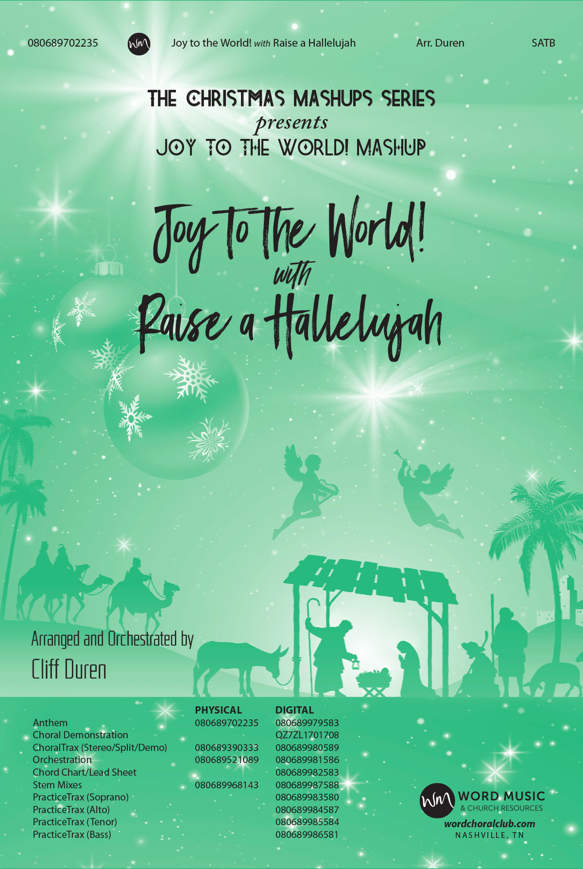 Joy to the World! with Raise a Hallelujah