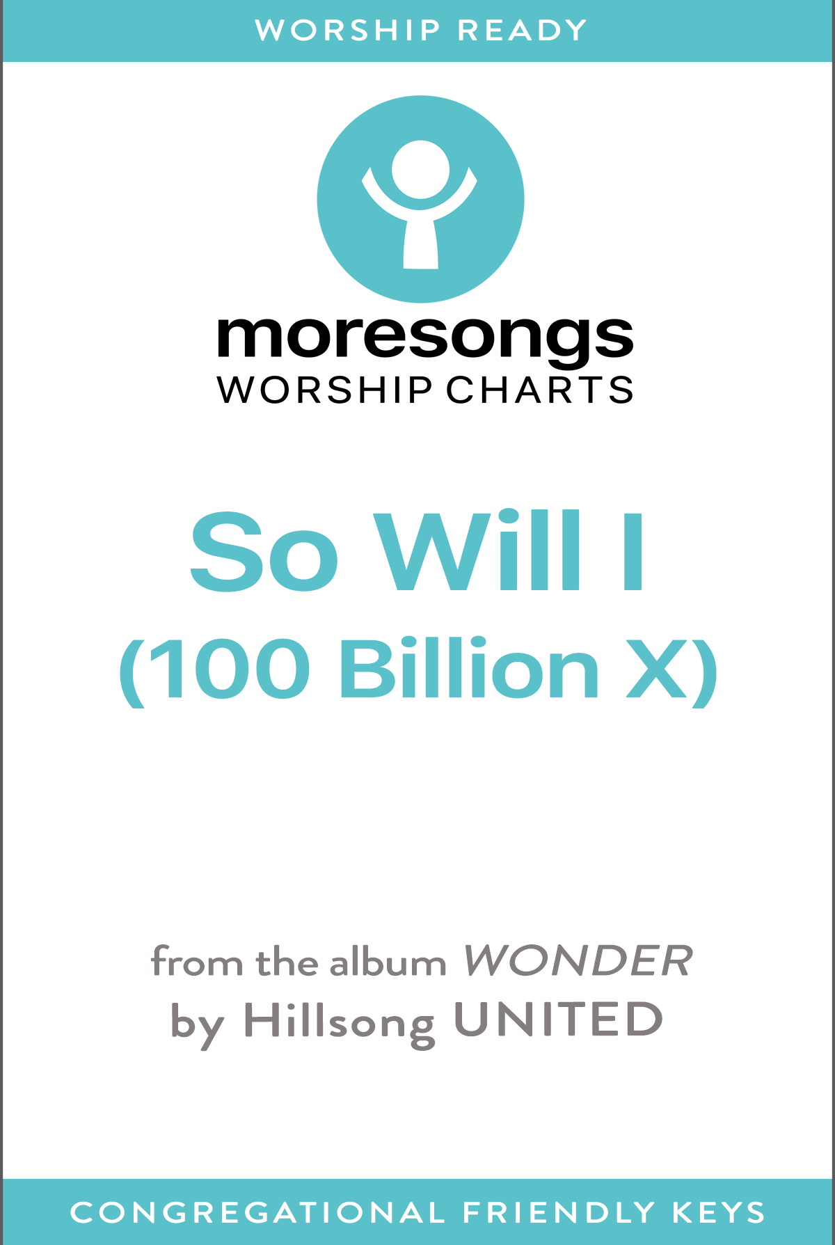 So Will I (100 Billion X)