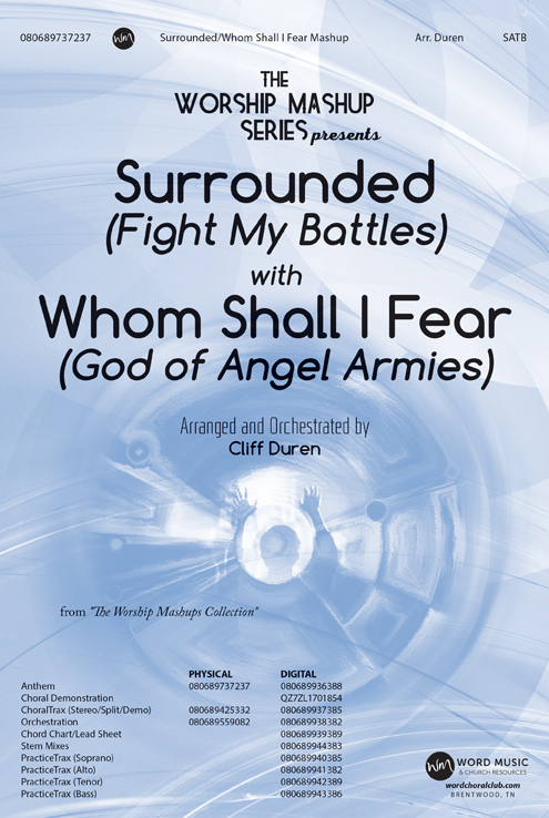 Surrounded (Fight My Battles) with Whom Shall I Fear