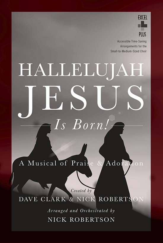 Hallelujah, Jesus Is Born!